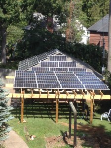 Solar Site, Kute